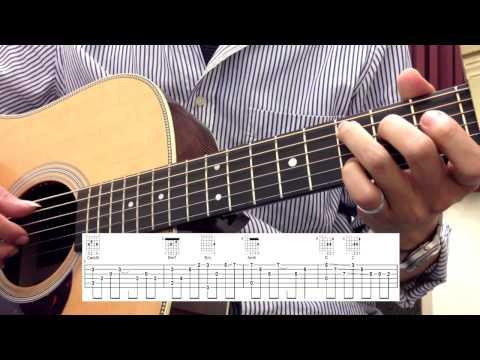 [吉他教學] 方炯鑌 - 遺憾 (間奏)