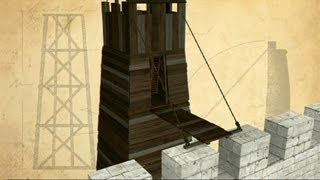 Medieval Siege Tower - Battle Castle with Dan Snow