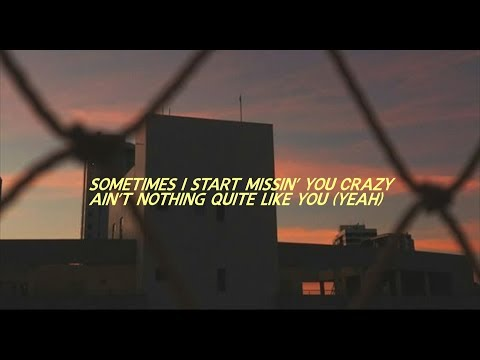 Missin You Crazy