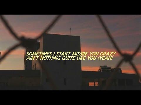 Missin you crazy - Russ   Lyrics