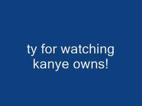 HQ Stronger - Kanye West Lyrics Uncensored, Highly Explicit