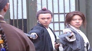 Cao Thủ Trung Quốc 1 Mình Hạ Gục 2 Kiếm Sĩ Nhật Bản | Phim Kiếm Hiệp Hay Nhất 2019