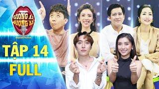 Giọng ải giọng ai 2 | tập 14 full: Trấn Thành,Châu Đăng Khoa ra sức giành thí sinh với Trường Giang