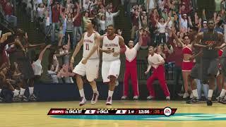 NCAA Basketball 10 Season 2017 2018 Oklahoma State vs Oklahoma 03 07 2018
