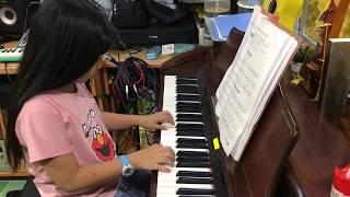 Đêm An Lành Piano Bé Ngọc Lam
