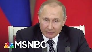 'Fairly Muted' Syrian And Russian Responses To Airstrike | MTP Daily | MSNBC