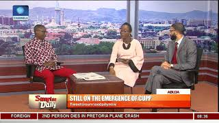 Why We Pulled Out Of CUPP Agreement - ADP Governorship Aspirant Pt.1 |Sunrise Daily|