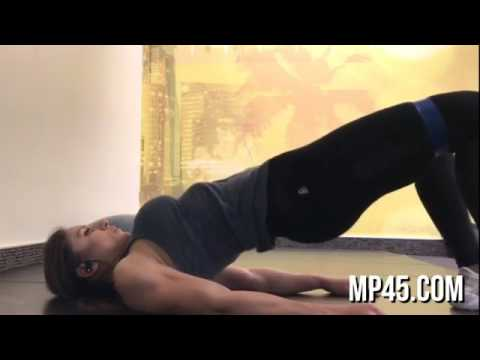 Benefit of Doing Glute Bridges - MP45 workouts