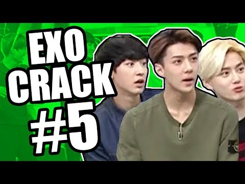 EXO CRACK #5.0 (When Suho isn't Home)