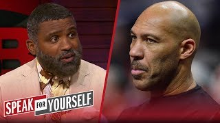 Cuttino Mobley on the fall of BBB: 'LaVar stretched himself too thin' | NBA | SPEAK FOR YOURSELF