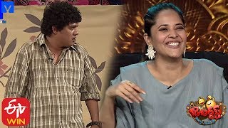 Jabardasth promo: Anchor Anasuya, Roja laugh at performanc..