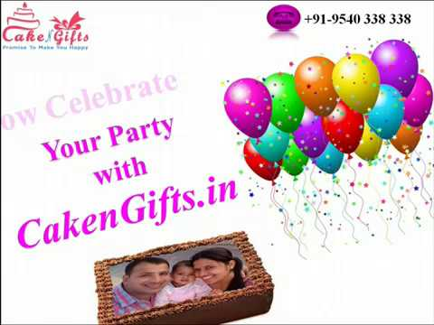 Online Cake Delivery in Bangalore via CakenGifts.in