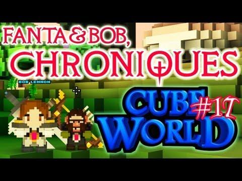 fanta et bob, les chroniques de cube world - ep.17