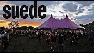 Suede   Live at Glastonbury 2015