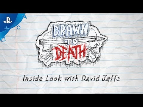 Drawn to Death Video Screenshot 1
