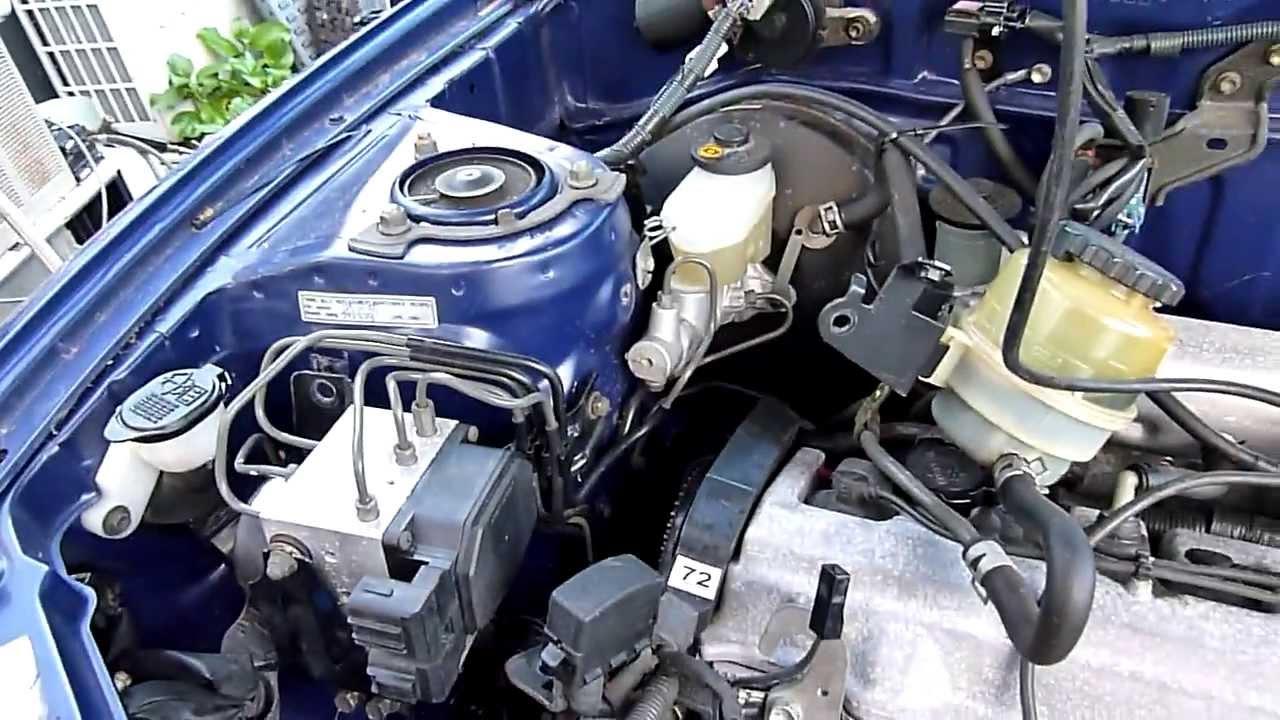 Car Belt Diagrams Timing Belt Diagram For 1995 Toyota Camry Lzk
