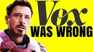 Why Vox's MCU Video Feels Empty - Vox Response