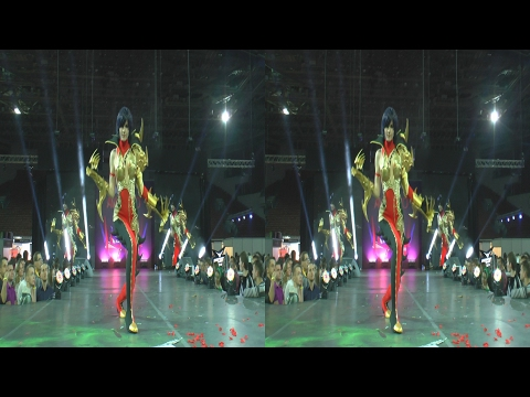 (3D) Cosplay Assassin Aion (Avaexpo 2016) by naturalist3d