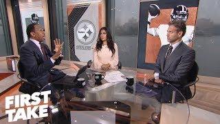Max Kellerman: We've already seen the end of Ben Roethlisberger | First Take | ESPN