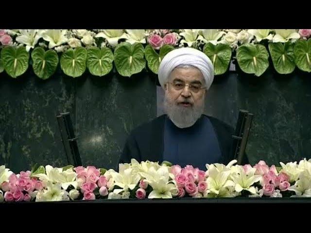不滿美國制裁 伊朗拉攏歐洲捍衛核協議