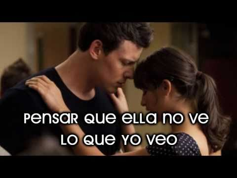 Just The Way You Are - Glee [Sub.Español]