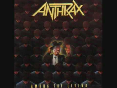 Among The Living-Anthrax