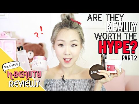 HYPED-UP KOREAN BEAUTY PRODUCTS 2: Are They Really Worth It? COSRX, Son & Park, A'Pieu, Su:m37
