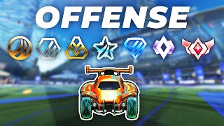 The Offensive Mistakes of Every Rank in Rocket League