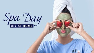 5 Ways To Pamper Yourself At Home | DIY At Home Spa Day | Pamper Routine