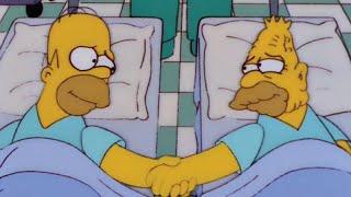 Homer Simpson in: Kidney Trouble | Dark Simpsons Parody