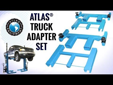 Atlas® Truck Adapter And Feet Extension Set