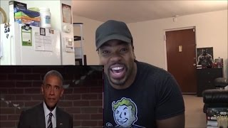 Mean Tweets - President Obama Edition #2 REACTION!!!