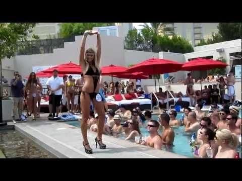 Wet Republic Hot 100 Bikini Contest In Las Vegas 2011@www.ChicksChicks.com