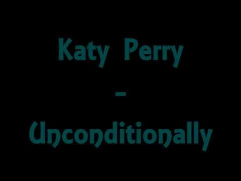 Baixar Katy Perry - Unconditionally, Lyrics