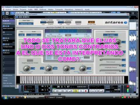 Auto Tune Efectos de Voz.wmv