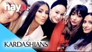 Kim Kardashian Goes To Her High School Reunion!   Keeping Up with the Kardashians