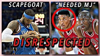6 Most Disrespected Players In NBA History