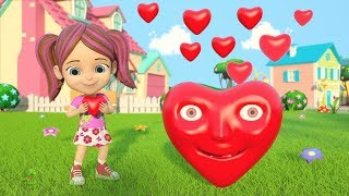 Shapes Song | Kids Learning Videos and Nursery Rhymes | Cartoon Song by Little Treehouse
