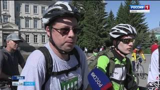 В Омске в 18 раз прошел грандиозный спортивный праздник «ВелоОмск»