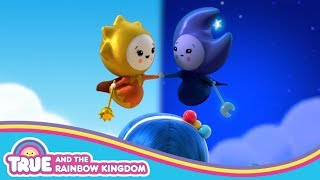 True and the Rainbow Kingdom   The Queens of the Night and Day Compilation   Season 2 Episode Clips