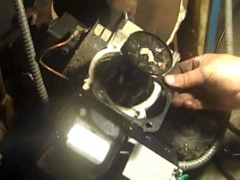 Cleaning Oil Burner And Changing Nozzle Beckett Youtube