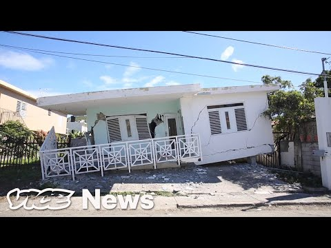 What's Happening in Puerto Rico After The 6.4 Magnitude Earthquake