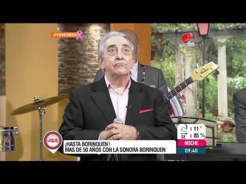 Buen día Uruguay - La Sonora Borinquen en vivo 07 de Octubre de 2015