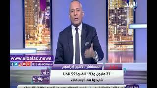صدى البلد   شاهد  تعليق أحمد موسى بعد الإعلان عن نتي ...