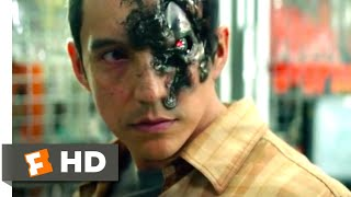 Terminator: Dark Fate (2019) - Factory Attack Scene (1/10) | Movieclips