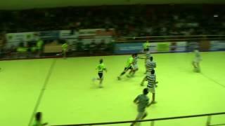 Andebol :: HC Zubri  - 26 x Sporting CP - 23 de 2011/2012 Challenge Cup