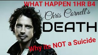 Chris Cornell The LAST 1HR OF His Life (with Police pictures)