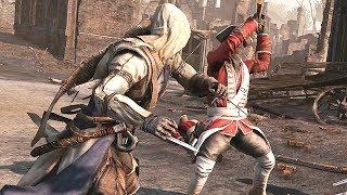 Assassin's Creed 3 Brutal Combat & Liberations