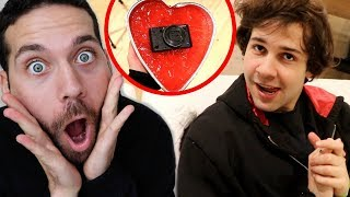 WE PUT HIS CAMERA IN JELLO!!