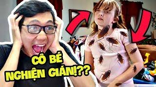 1000 CON GIÁN LÀ BẠN CỦA CÔ BÉ NÀY!!! (Sơn Đù Vlog Reaction)